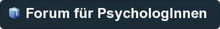 Forum für PsychologInnen